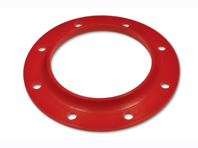 Rubber  Silicon flange D175 [ΕΦ 542102]
