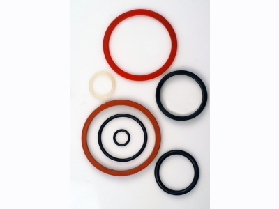 Rubber O-ring for lighting